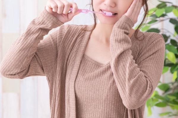 虫歯リスクを軽減