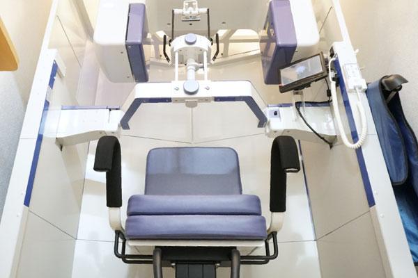 CTによるによる診査診断